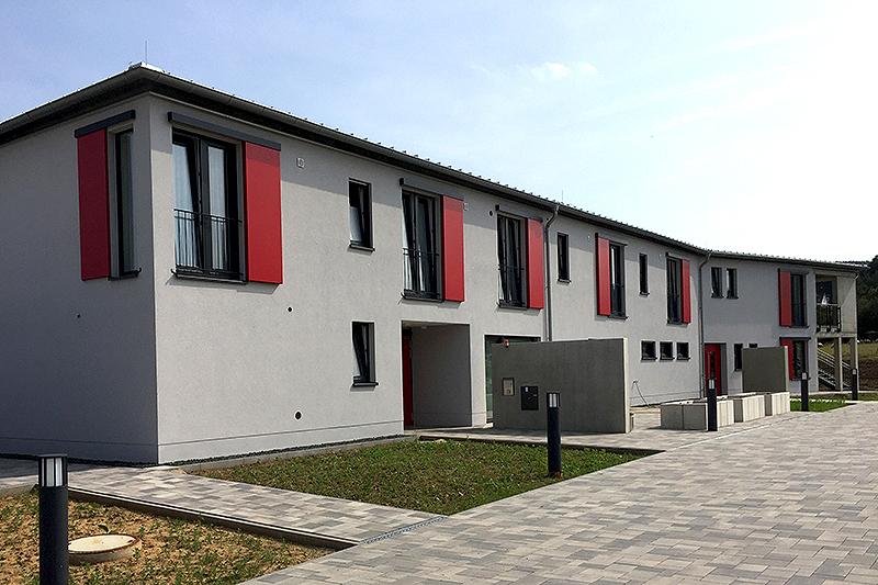 Landeswohlfahrtsverband Hessen Wohnheim In Haiger Für 20 Behinderte